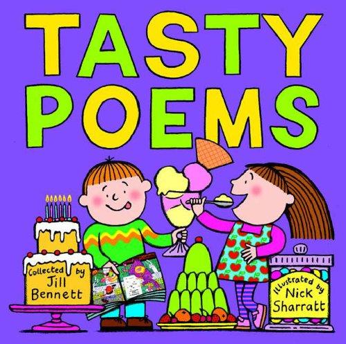 Tasty Poems By Jill Bennett