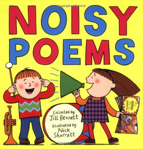 Noisy Poems: 2005 by Jill Bennett