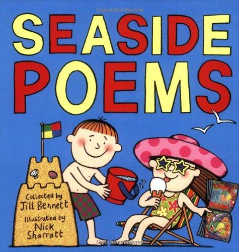 Seaside Poems By Jill Bennett