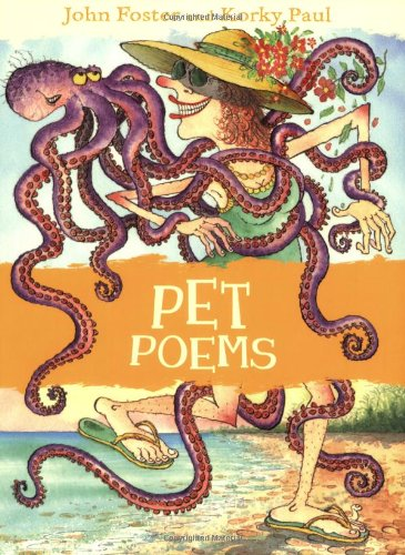 Pet Poems By John Foster