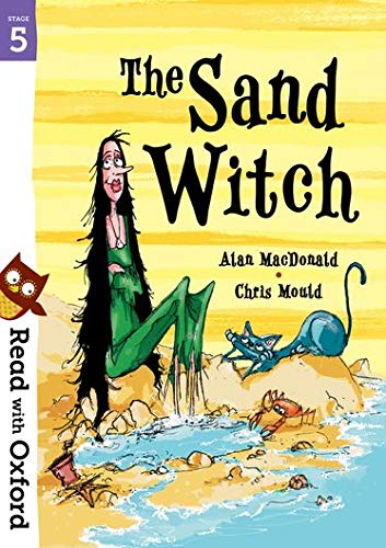 Read with Oxford: Stage 5: The Sand Witch von Alan MacDonald