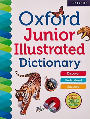 Oxford Junior Illustrated Dictionary von Oxford Dictionaries