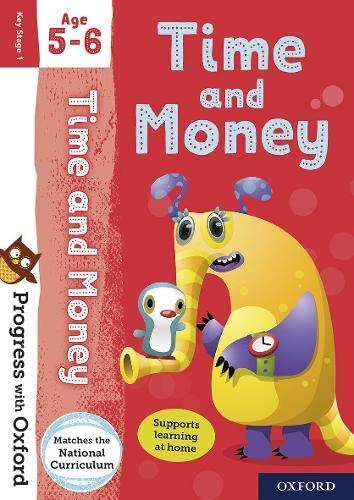 Progress with Oxford: Time and Money Age 5-6 von Debbie Streatfield