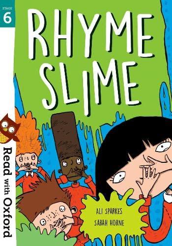 Read with Oxford: Stage 6: Rhyme Slime von Ali Sparkes