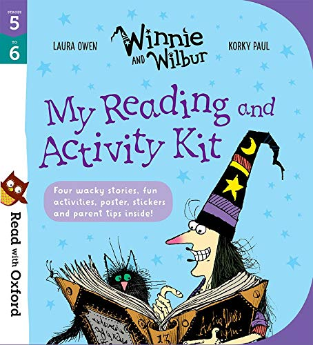 Read with Oxford: Stages 5-6: My Winnie and Wilbur Reading and Activity Kit By Laura Owen