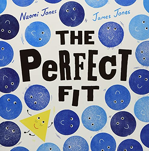 The Perfect Fit By Naomi Jones