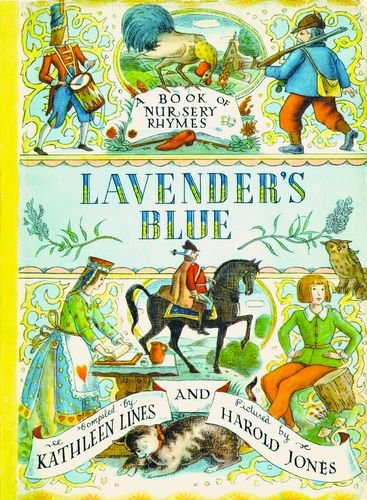 Lavender's Blue By By (composer) Kathleen Lines