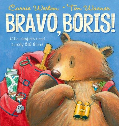 Bravo, Boris! By Carrie Weston