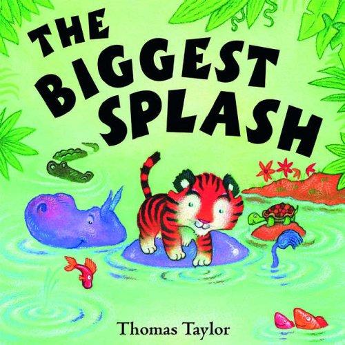 The Biggest Splash By Thomas Taylor