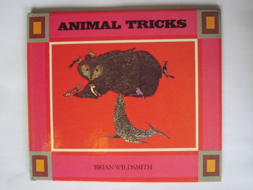 Animal-Tricks-by-Wildsmith-Brian-0192797433-The-Cheap-Fast-Free-Post