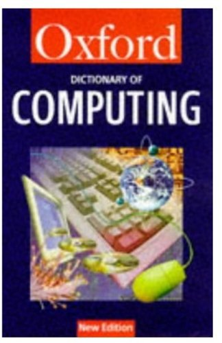 Dictionary of Computing By Valerie Illingworth (Market House Books)