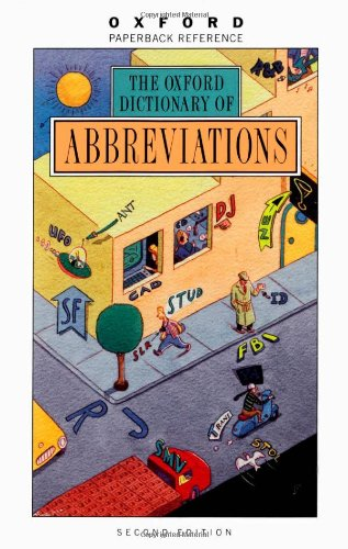 Dictionary of Abbreviations By OUP