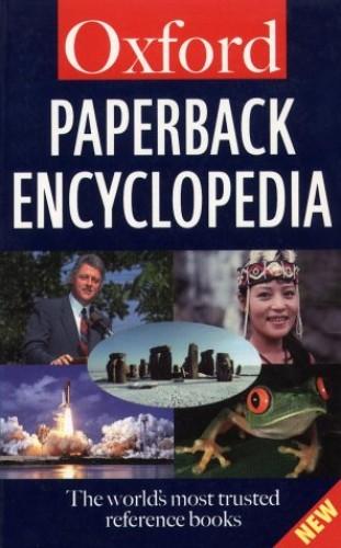 Oxford Paperback Encyclopedia By Oxford University Press