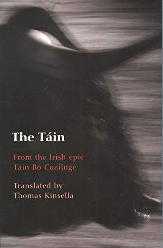 The Tain By Illustrated by Louis Le Brocquy