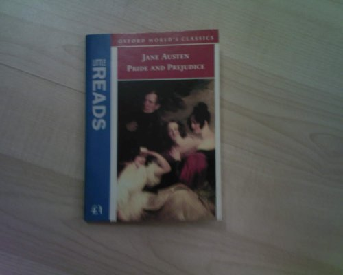 Pride and Prejudice - Little Read By Jane Austen