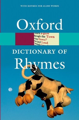 Oxford Dictionary of Rhymes By Created by Oxford University Press