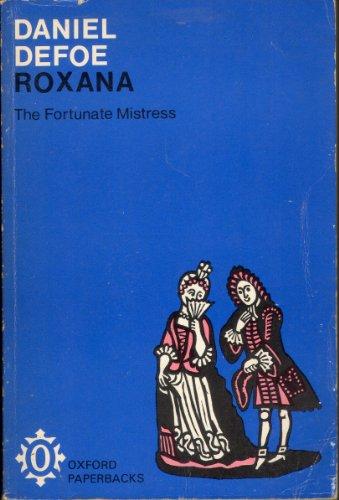 Roxana By Daniel Defoe