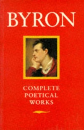 Poetical Works By Lord George Gordon Byron