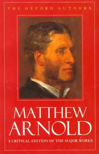 Selected Works By Matthew Arnold