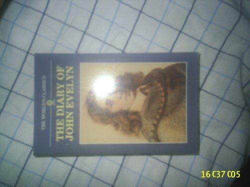 Diary By John Evelyn