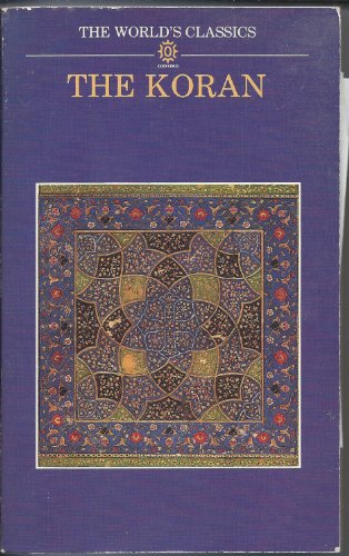 The Koran By Translated by Arthur J. Arberry
