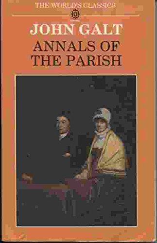 Annals of the Parish By John Galt