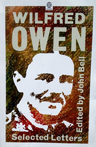 Selected Letters By Wilfred Owen