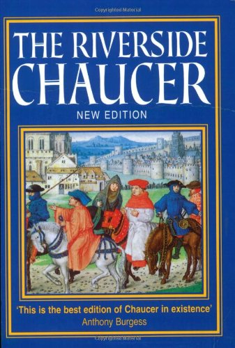 The Riverside Chaucer By Geoffrey Chaucer