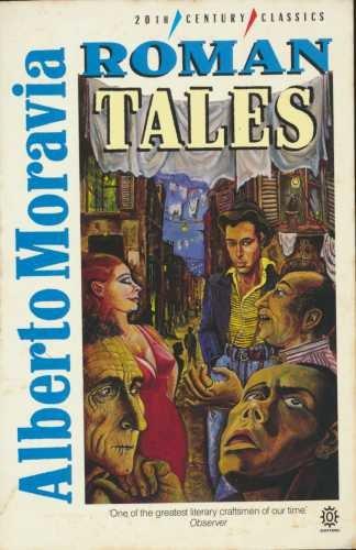 Roman Tales By Alberto Moravia