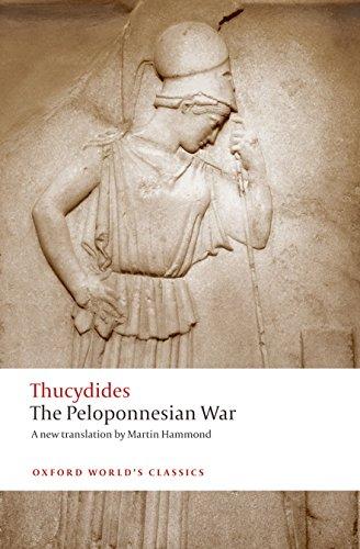The Peloponnesian War By Thucydides