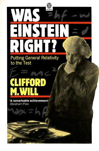 Was Einstein Right? By Clifford M. Will