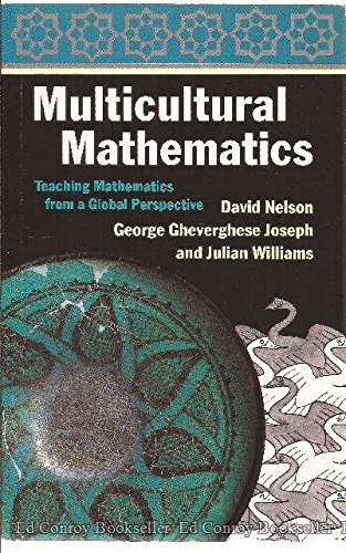 Multicultural Mathematics By David Nelson
