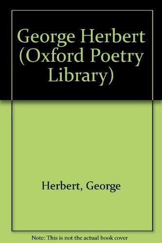 George Herbert By George Herbert