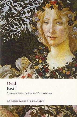 Fasti (Oxford World's Classics) By Ovid