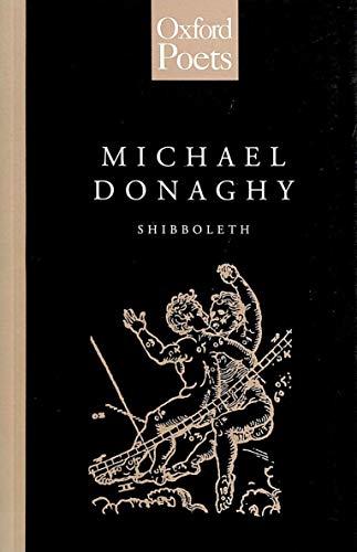 Shibboleth By Michael Donaghy