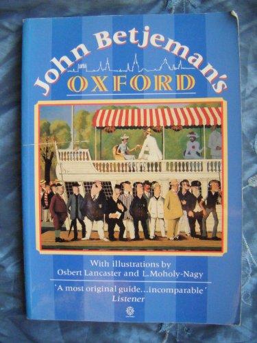 John Betjeman's Oxford By John Betjeman
