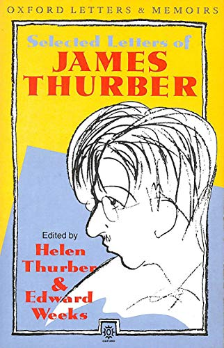 Selected Letters By James Thurber