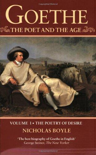 Goethe By Nicholas Boyle