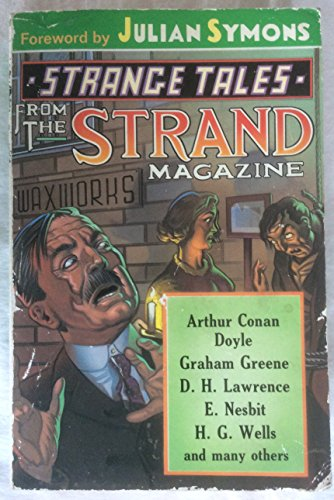 """Strange Tales from """"The Strand"""" By Edited by Jack Adrian"""