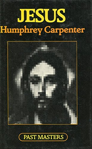 Jesus By Humphrey Carpenter
