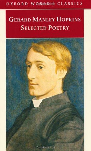 Selected Poetry By Gerard Manley Hopkins