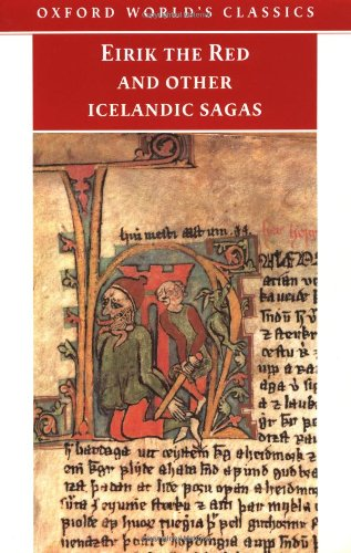 Eirik the Red and Other Icelandic Sagas By Edited by Gwyn Jones