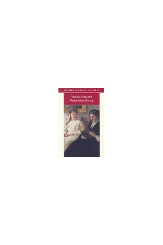 Poor Miss Finch (Oxford World's Classics) By Wilkie Collins