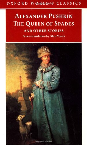 The Queen of Spades and Other Stories By Aleksandr Sergeevich Pushkin