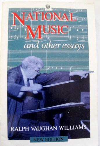 vaughan williams national music and other essays