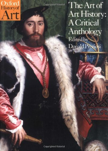 The Art of Art History By Donald Prezioso