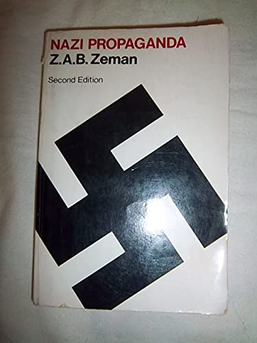 Nazi Propaganda By Zbynek Zeman
