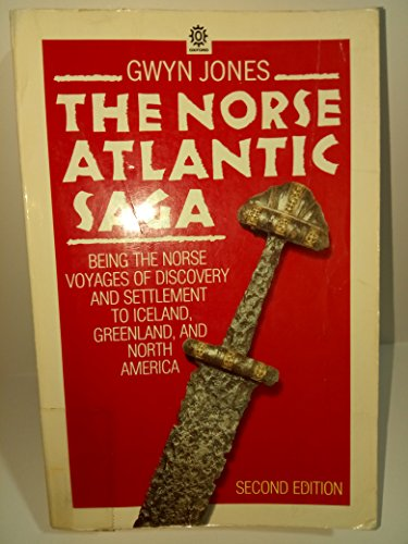 The Norse Atlantic Saga by Gwyn Jones