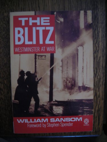 The Blitz By William Sansom