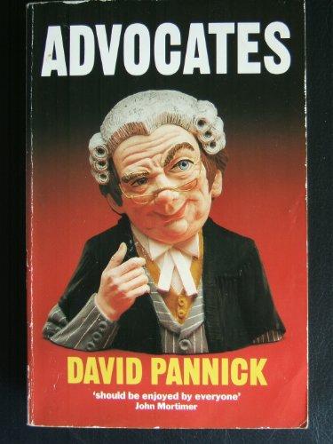 Advocates By David Pannick, QC